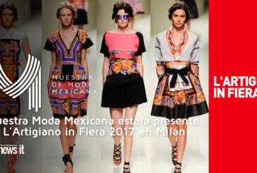 La Muestra de Moda Mexicana se presentará en la feria artesanal más grande del mundo