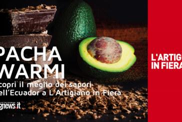 PACHA WARMI: Scopri il meglio dei sapori dell'Ecuador a L'Artigiano in Fiera