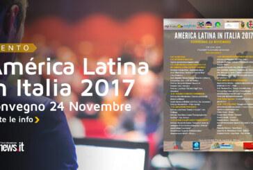 America Latina In Italia: Convegno 24 Novembre
