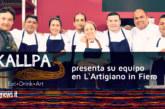 'Kallpa' presenta su equipo en L'Artigiano in Fiera