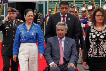 Presidente Lenín Moreno emprende viaje a El Vaticano y España para reforzar relaciones