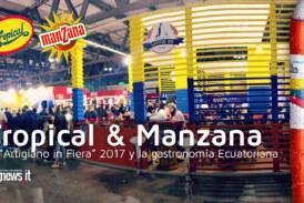 """El """"Artigiano in Fiera"""" 2017 y la gastronomía Ecuatoriana"""