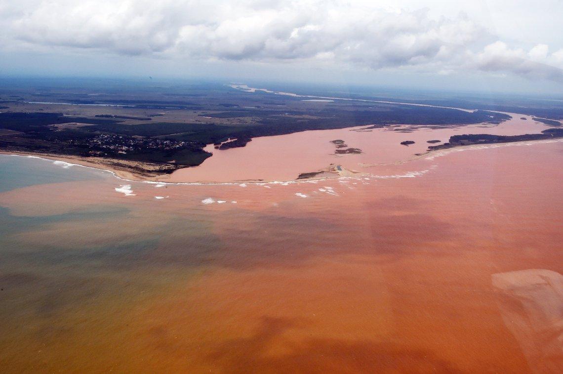 "Riesgo de ""tragedia ambiental"" en Brasil"