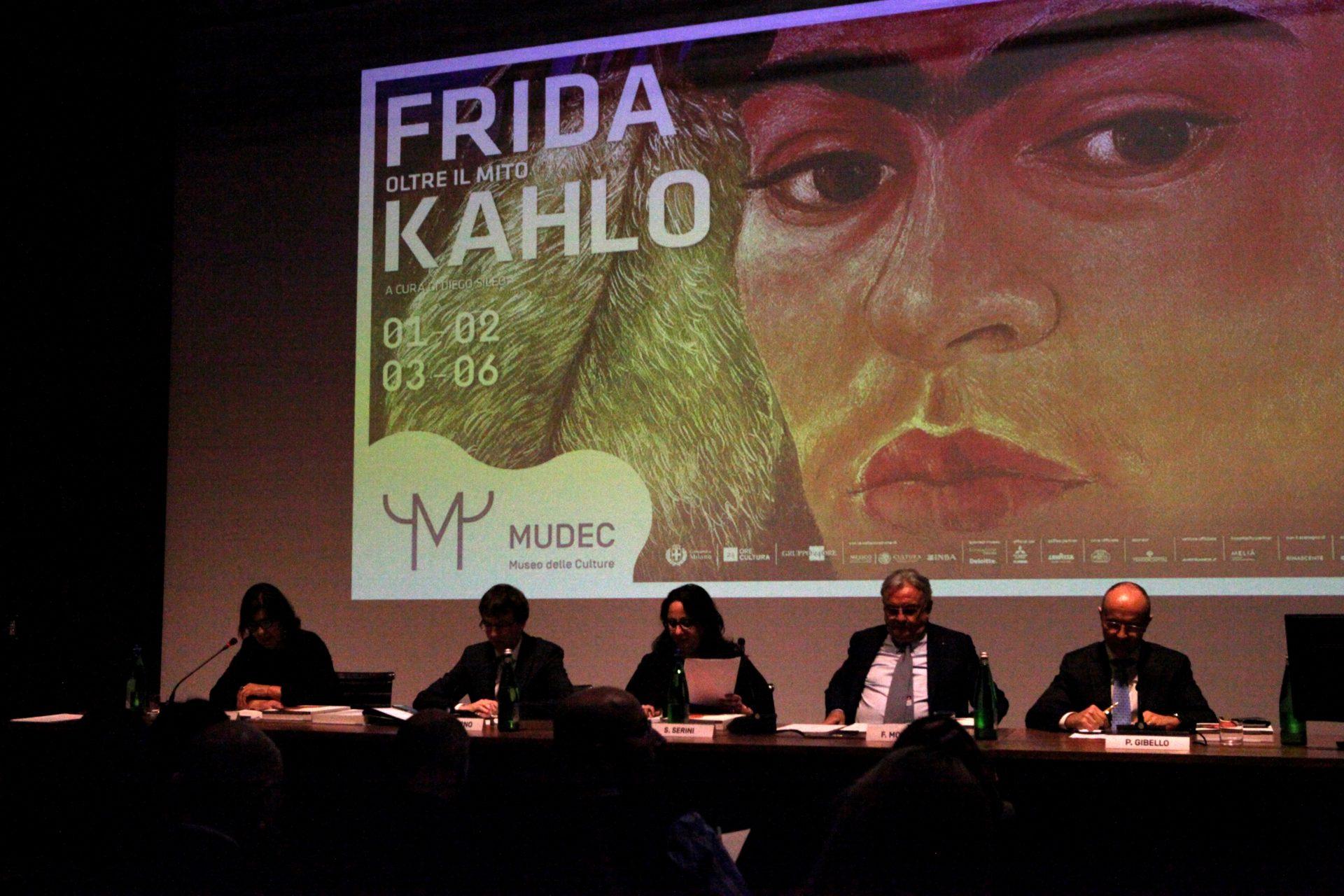 """Se inauguró en Milán la muestra sobre """"Frida Kahlo. Oltre il mito"""""""
