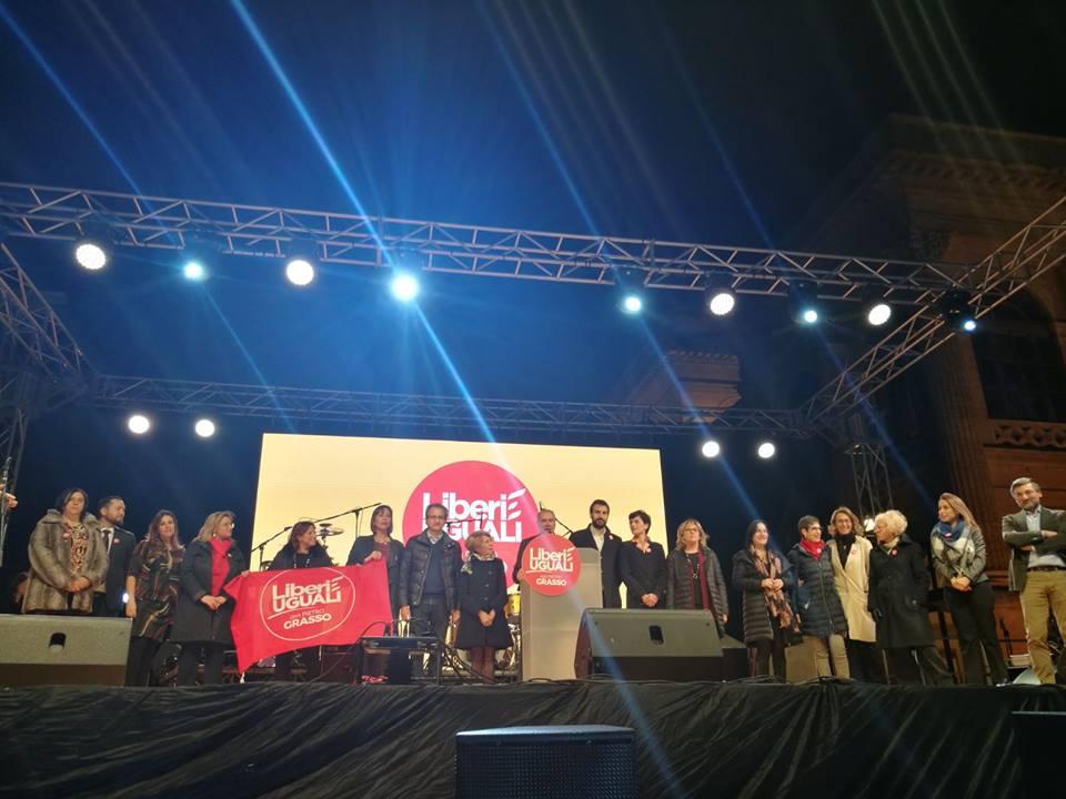 Los partidos italianos culminan su maratón electoral antes de las elecciones