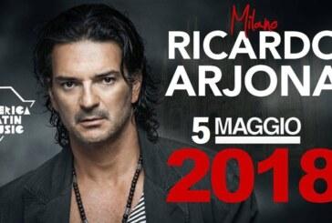 """Ricardo Arjona llega a Italia con su trabajo mas auténtico: """"Circo Soledad"""""""