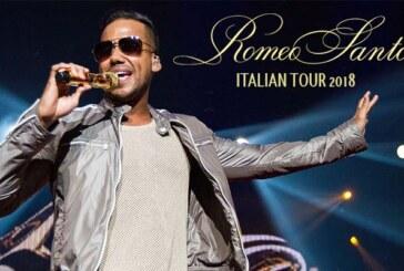 MILANO: TORNA ROMEO SANTOS, IL RE DELLA BACHATA