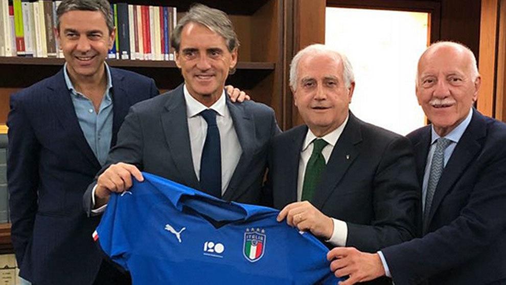 """""""Quiero que Italia vuelva a la cima"""""""