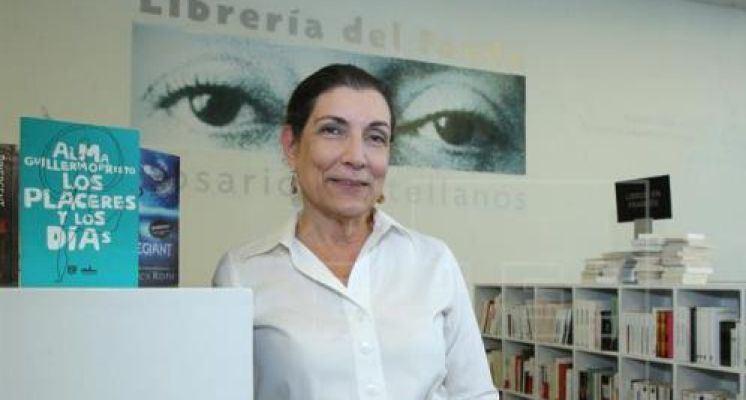 La periodista mexicana Alma Guillermoprieto, Premio Princesa de Asturias de Comunicación