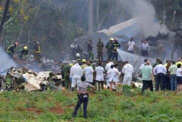 Cuba: Se estrella un avión en La Habana con más de 100 pasajeros