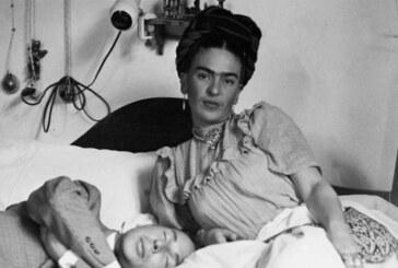 Conferencia dedicada a Frida Kahlo, impartida por Susana Pliego