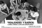 """Conferencia sobre el tema de la migración """"Realidades y Sueños"""""""