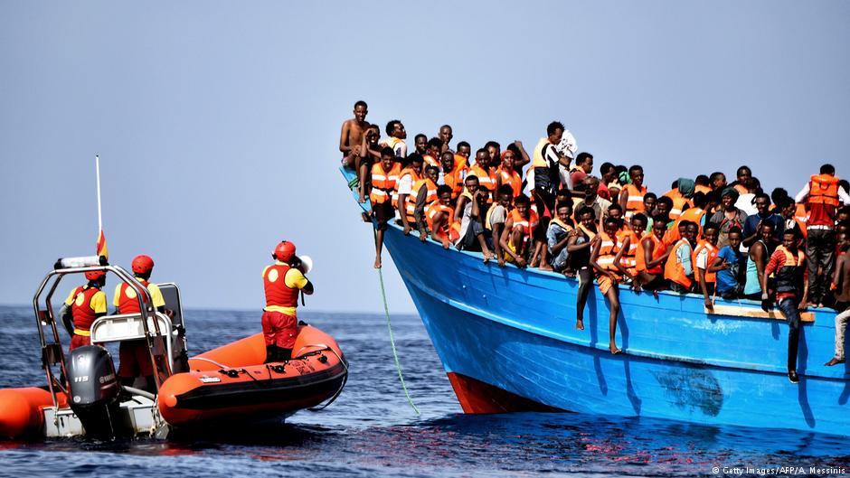 Tragedia en Túnez: Naufragio deja 46 inmigrantes muertos