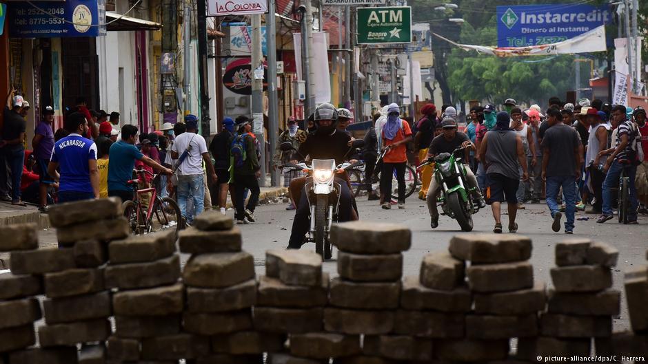 Al menos cinco muertos en últimas protestas en Nicaragua