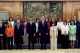 Por primera vez un gabinete en España tiene más mujeres que hombres