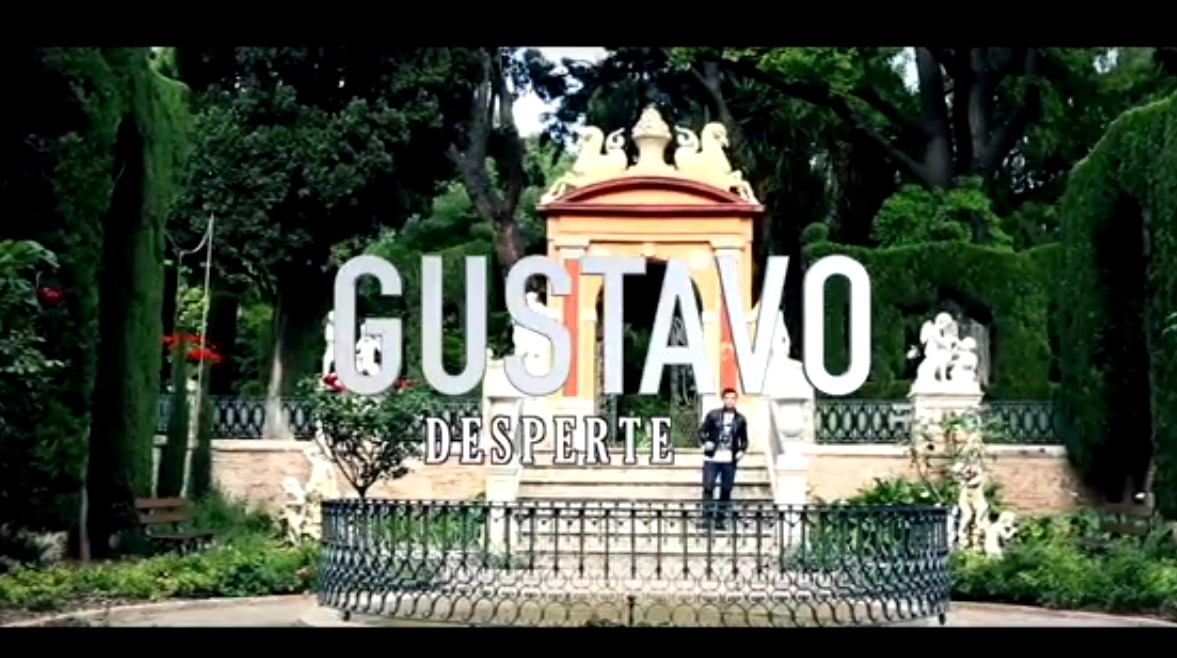 "Gustavo Sarango lanza su nuevo tema musical ""Desperté"""
