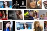 Así informó la prensa la muerte de la cantante ecuatoriana Paulina Calahorrano