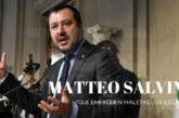 """Matteo Salvini: """"Que empaquen maletas los ilegales"""""""
