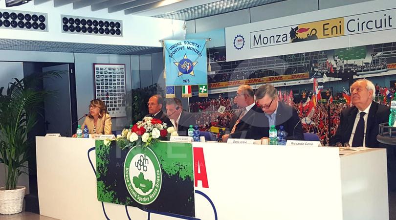 Tutto pronto per la 43° edizione del Monza Sport Festival