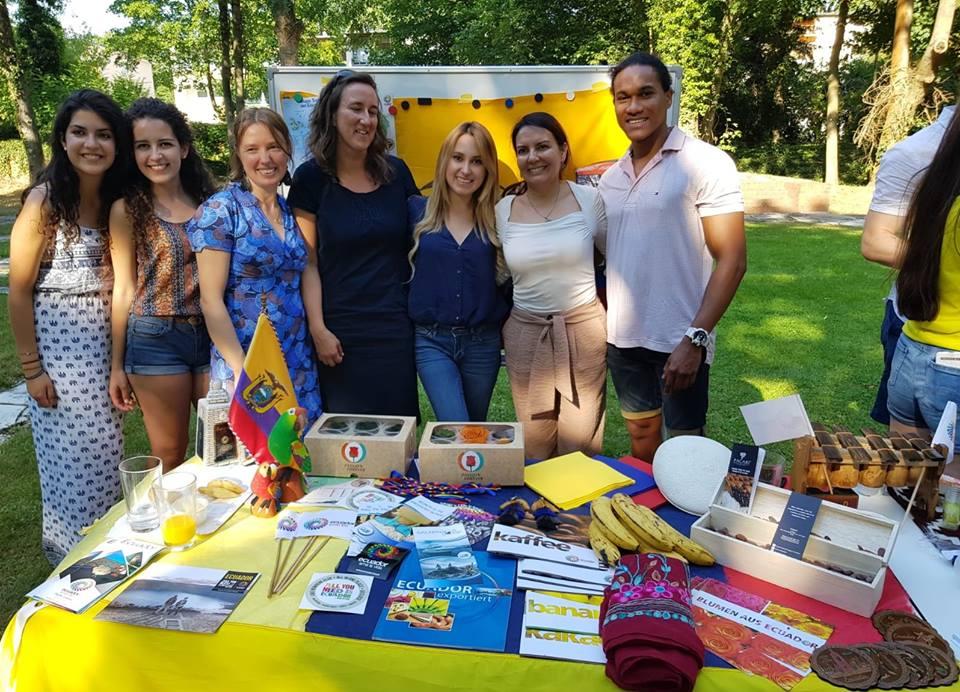 En Berlín se promociona la oferta exportable ecuatoriana