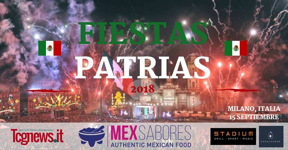 Fiesta de Independencia de México 2018