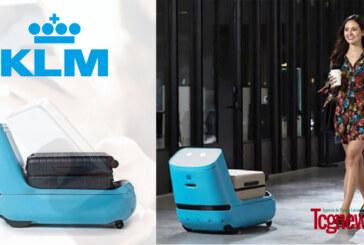 KLM presenta Car-E: l'assistente che ti accompagna negli scali di San Francisco e New York