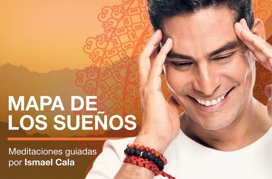 """Ismael Cala presenta """"El mapa de los sueños"""""""