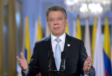 Fin de la era Santos sin paz con el ELN