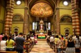 Bolivianos en Milan celebran la Festividad de la Virgen de Urkupiña