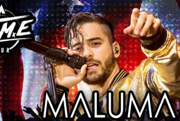 MALUMA torna in Italia con il suo F.A.M.E. EUROPE TOUR.