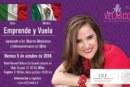 """Conferencia """"Emprende y Vuela"""" por Ale Velasco en Milán"""
