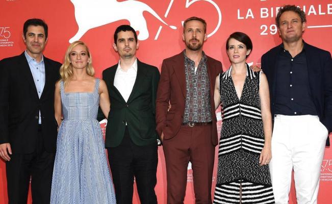 Arranca el Festival Internacional de Cine de Venecia 2018