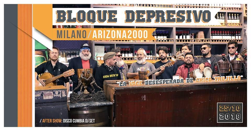 Giovedì 25 ottobre L'Arizona 2000 inaugura la stagione invernale!