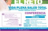 Conferencia con el Dr. Efraín Hoffmann en Milán – Italia