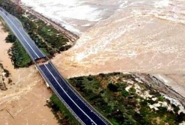 Desastre climático en Italia