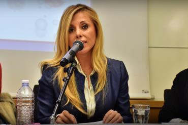 Reconocen la valiosa labor de la Cónsul de México en Milán