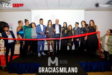 Celebran con gran éxito la 2da edición de la Muestra de Moda Latinoamericana Milán 2018
