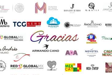 Agradecimiento a los participantes, sponsors y colaboradores de la MMLM2018