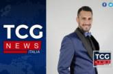 Maikol Fazio, nuovo conduttore di TCG News Italia