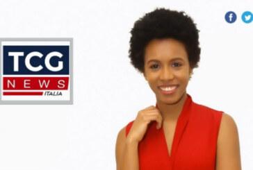 La periodista Maholy De Paula, nueva Subdirectora de TCG News Italia