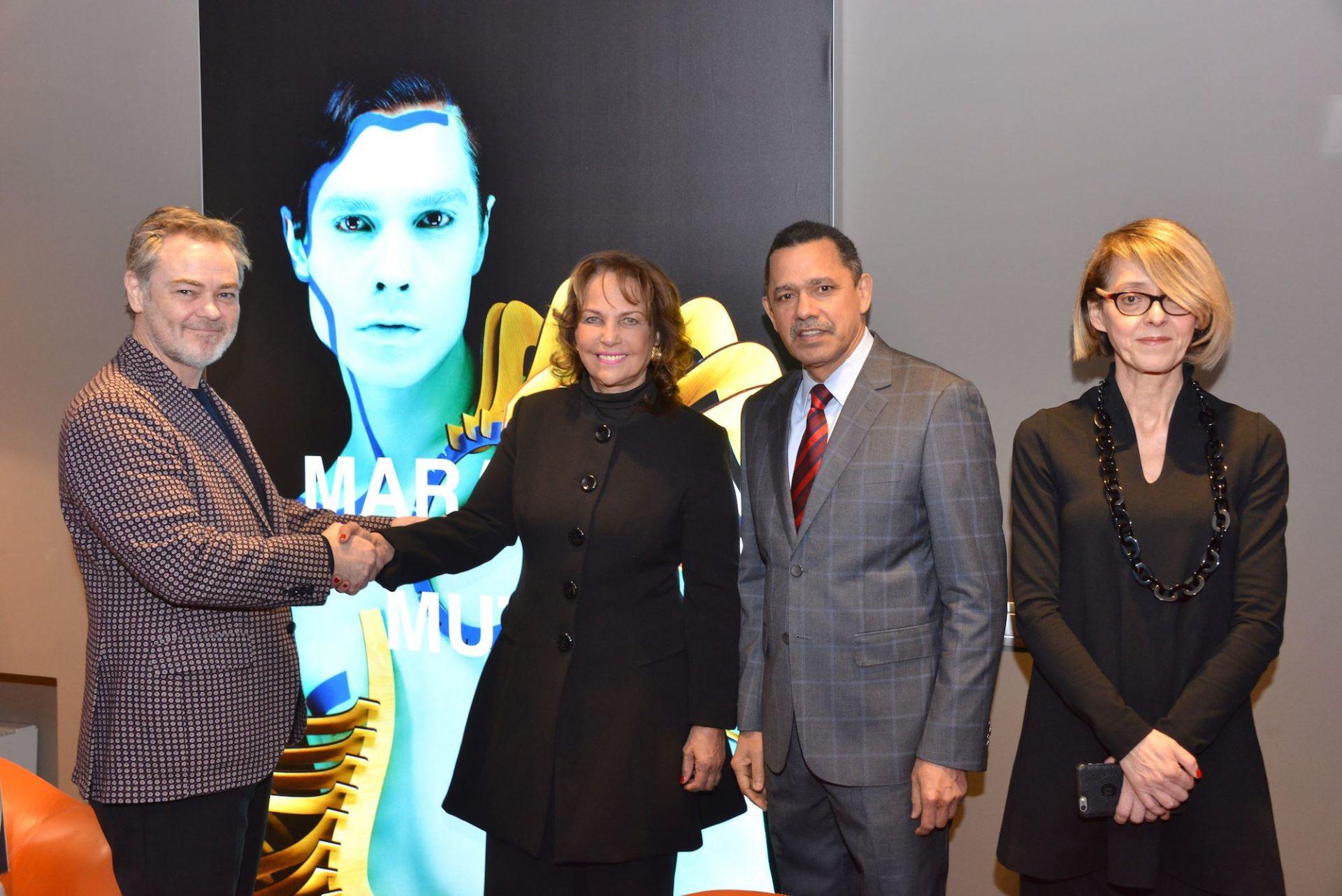AUTORIDADES DE LA REP. DOMINICANA REALIZAN VISITA OFICIAL A INSTITUCIONES EN LA CIUDAD DE MILÁN