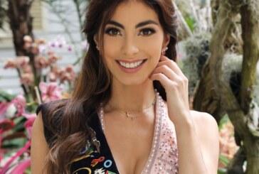 Virginia Limongi será la invitada de honor del Miss Ecuador en Italia 2019