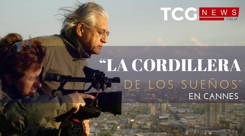 """Película chilena """"La cordillera de los sueños"""" en Cannes"""