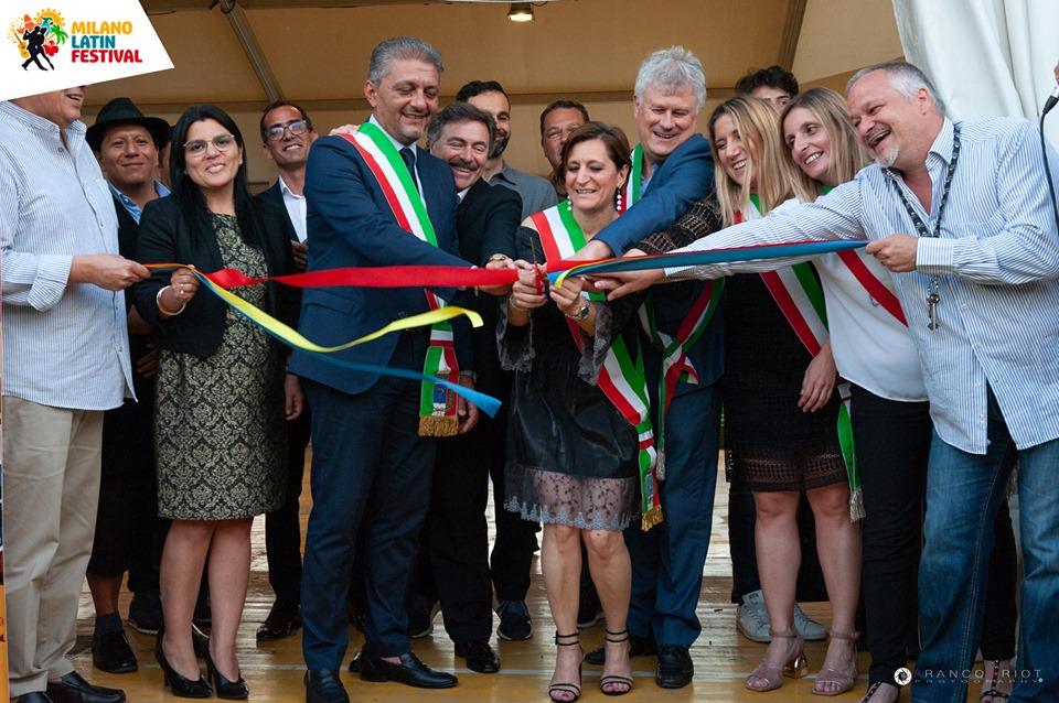 Inaugurata la 5°edizione del Milano Latin Festival