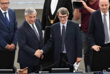 El socialista italiano David Sassoli, elegido nuevo presidente del Parlamento Europeo