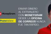 ENVÍA DINERO A TU PAÍS CON MONEY GRAM Y POSTE ITALIANE