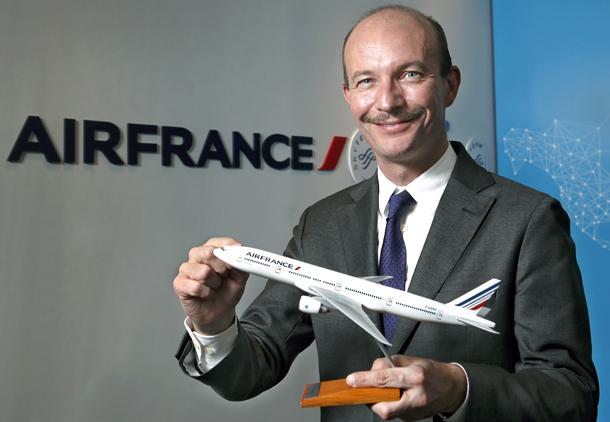 Stefan Vanovermeir è il nuovo Direttore Generale di Air France-KLM