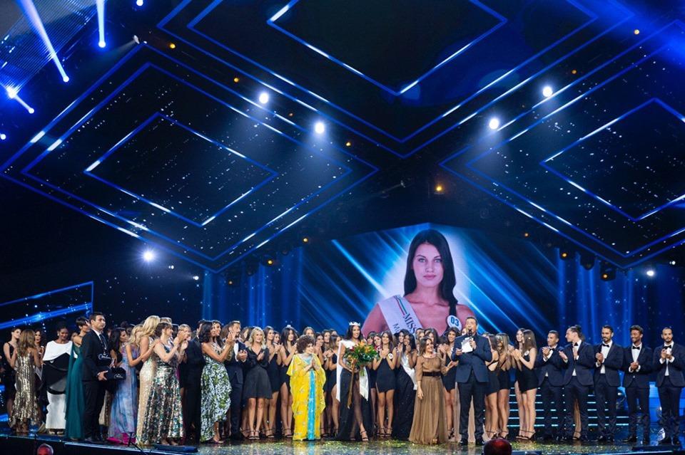 Carolina Stramare es la nueva Miss Italia