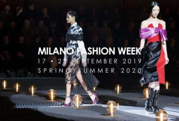 CALENDARIO MILANO FASHION WEEK  2019