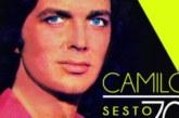 Muere Camilo Sesto a los 72 años de edad